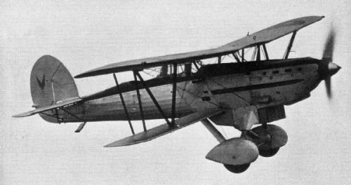Fairey «Fox»