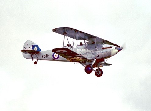 Hawker «Hart/Demon»