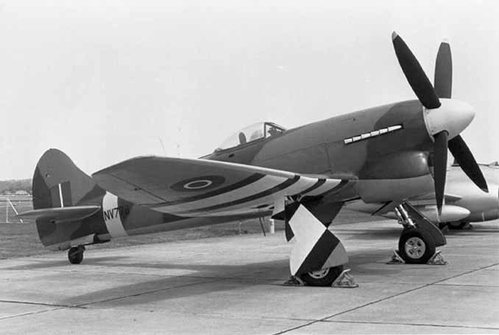 Hawker «Tempest»